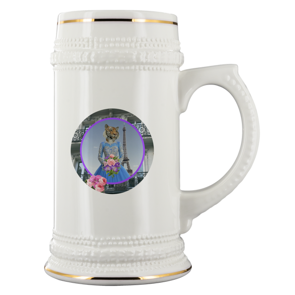 Trixie Tiger Beer Stein