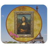 Mona Lisa Mouse Pad - The Green Gypsie