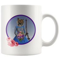 Trixie Tigress Mug - The Green Gypsie