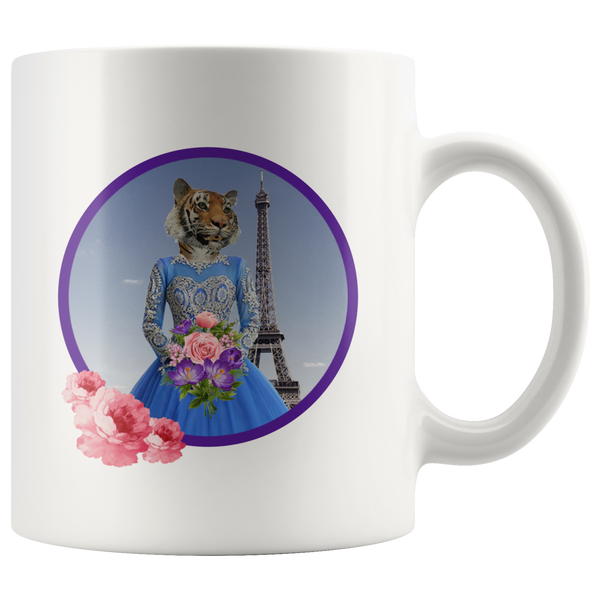 Trixie Tigress Mug