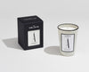 Handmade scented Candle, The Alphabet Cillection, Luxury perfumery, Atelier Oblique, Atl. Oblique Berlin