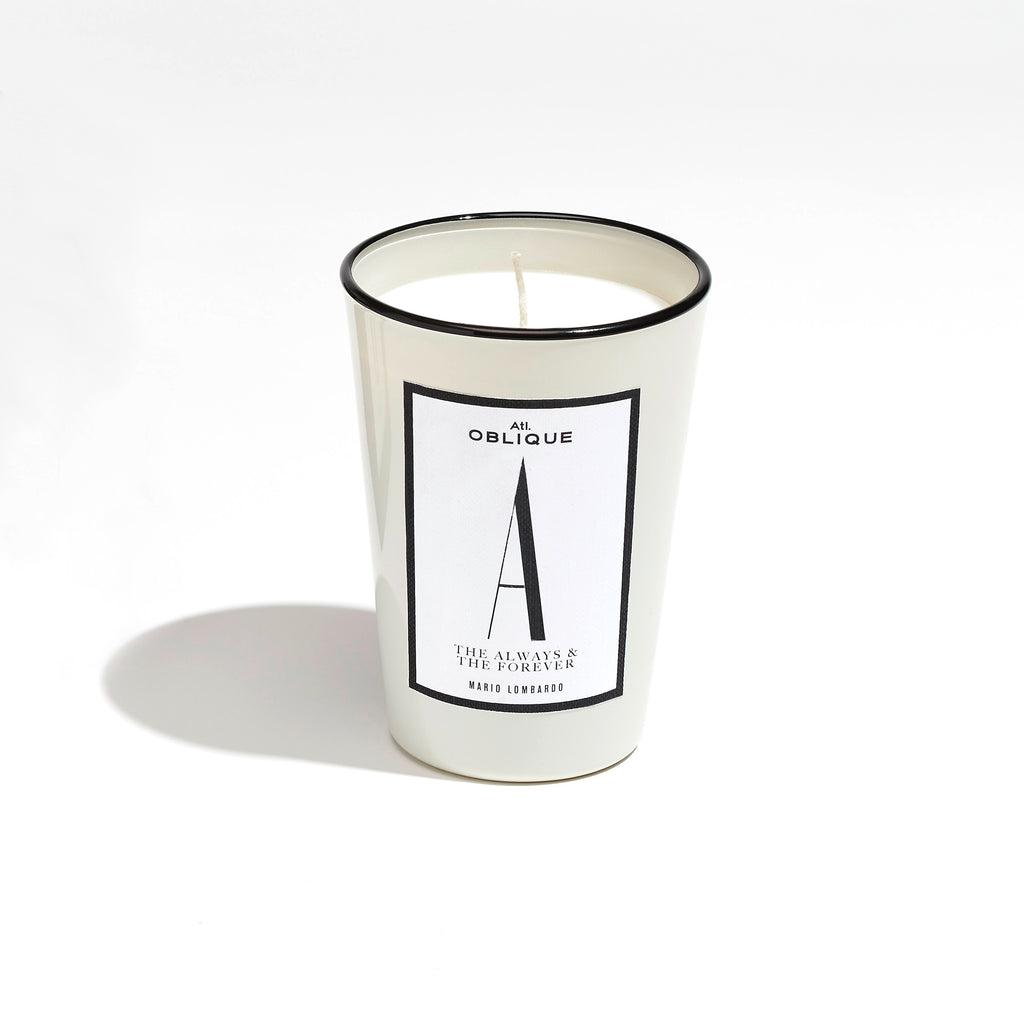A The Always The Forever Scented Candle Atelier Oblique