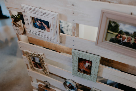 Upcycled Pallet Picture Gallery