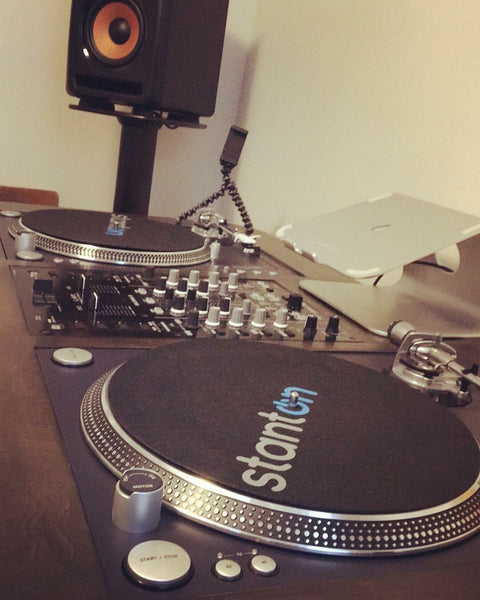 Custom DJ Table // DJ Desk // Producer Desk //