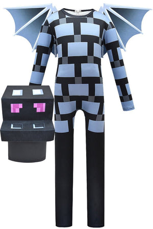 Minecraft Ender Dragon Costume for Kids Boys Halloween
