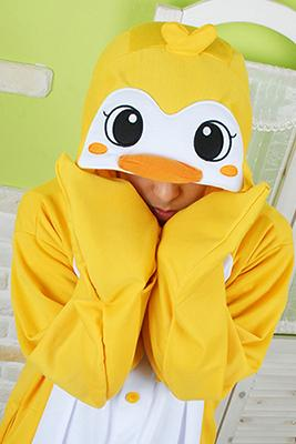 Penguin Onesie For Adult Women Men