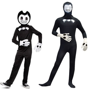 Bendy and the Ink Machine Costume For Kids