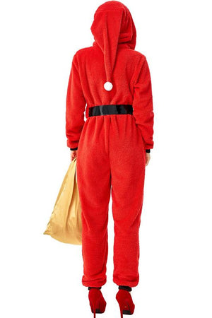 Christmas Onesie Costume For Adult