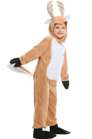 Christmas Reindeer Costume For Kids and Adults