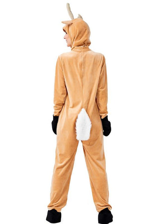 Christmas Reindeer Costume For Adults