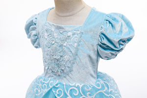 Cinderella Dress Costume For Toddlers Girls
