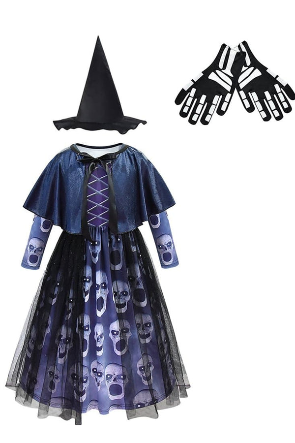 Halloween Witch Costume For Girls and Teens