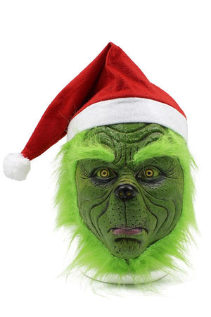 Grinch Full Costume For Adult