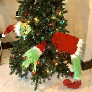 Grinch Christmas Tree Decoration