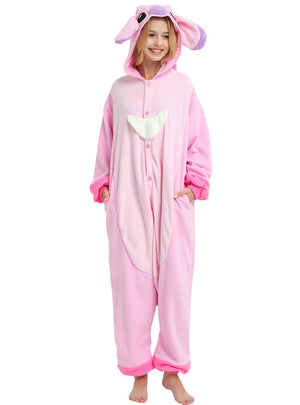 Lilo & Stitch Angel Onesie For Adults and Teenagers
