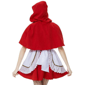 Little Red Riding Hood Costume For Adult Women