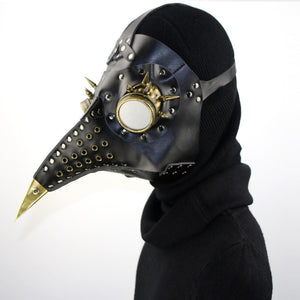Plague Doctor Costume with Spikes H079
