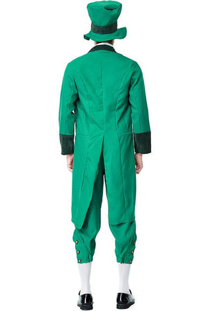Saint Patrick's Day Suit Outfit Costume For Adult Men