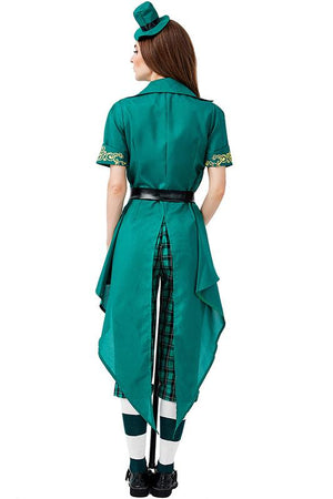 Saint Patrick's Day Outfit For Adult Women