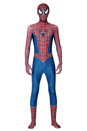 Amazing Spider Man Suit Costume Spiderman Outfit For Boys and Men