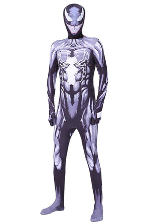 Venom Symbiote Suit Costume For Boys and Men