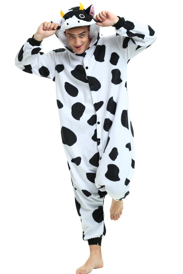 Cow Animal Onesie For Adults and Teenagers