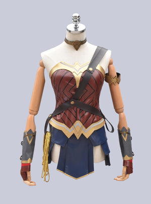 Wonder Woman Deluxe Costume For Adult