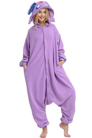 Pokemon Espeon Onesie For Adults and Teenagers