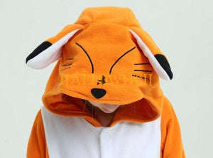 Fox Onesie For Adults And Teenagers Animal