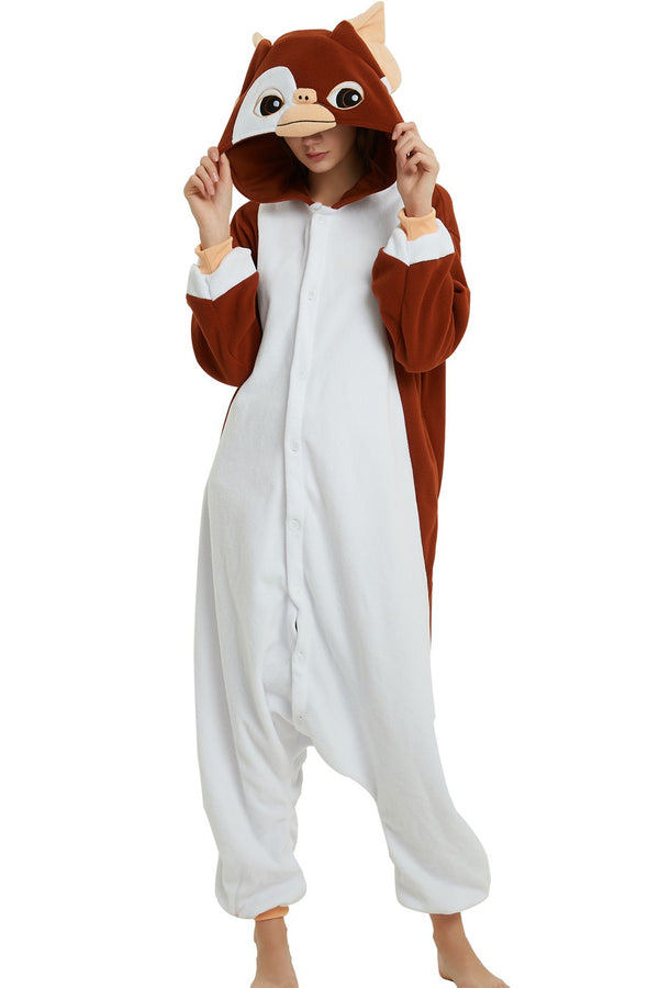 Mogwai Gizmo Onesie Costume For Adults And Teenagers