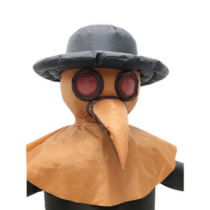 Inflatabel Plague Doctor Costume For Adult
