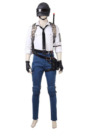 Playerunknowns Battlegrounds Pubg Cosplay Costume Deluxe Quality Ant-Man