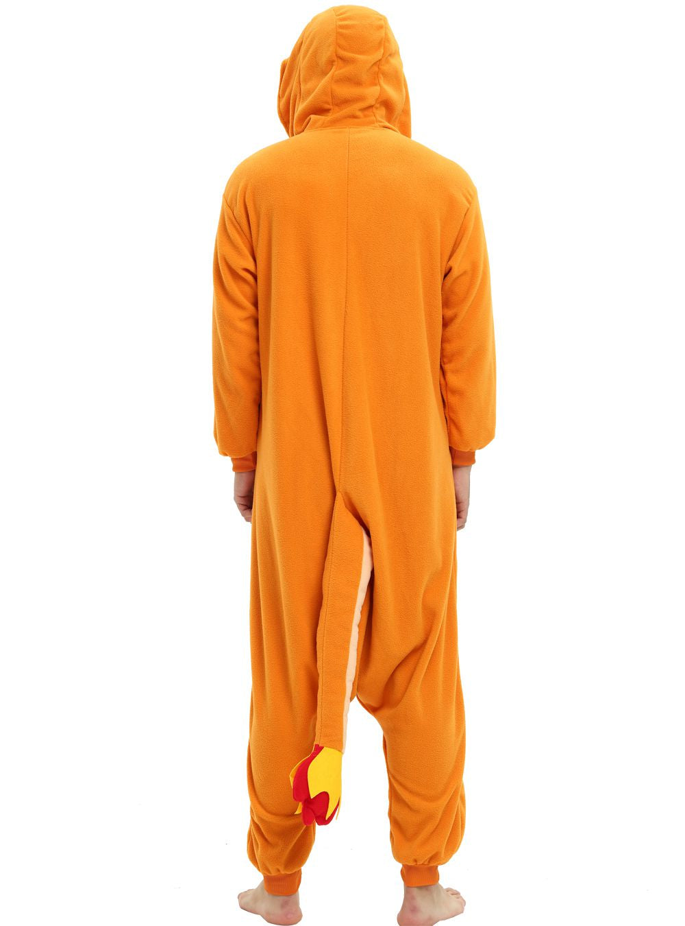 Pokemon Charmander Onesie For Adults and Teenagers