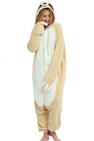 Sloth Animal Onesie For Adults and Teenagers