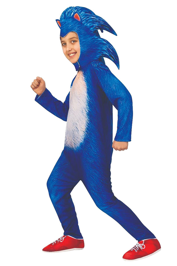 Sonic the Hedgehog Movie Costume For Kids