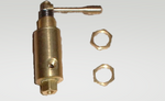 Brake Pressure Regulator with Handle (no gauge)