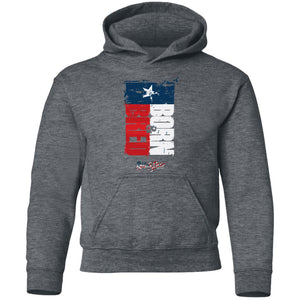 Born Bred Texas Youth Hoodie