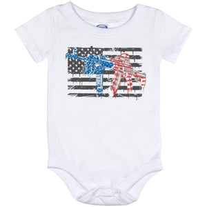 Dripping AR15 Baby Onesie 12 Month