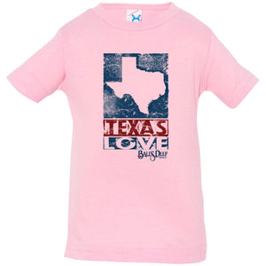 Texas Love Infant Tee