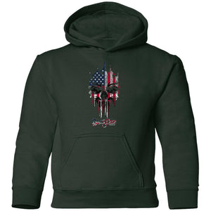 America the Punisher Youth Hoodie