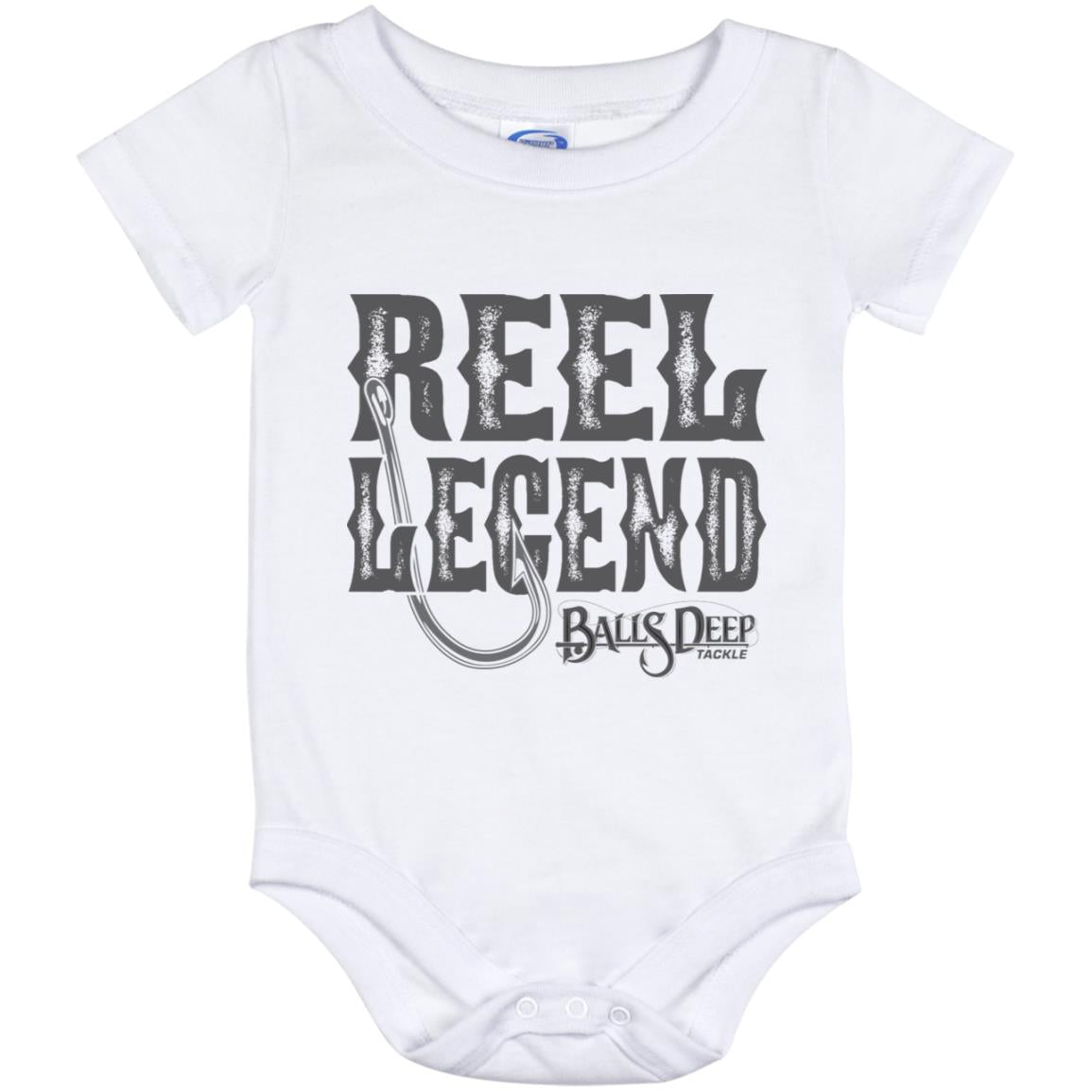 Reel Legend Baby Onesie 12 Month