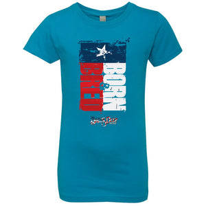 Born Bred Texas Youth Girls Tee