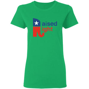 Raised Right Distressed Womens