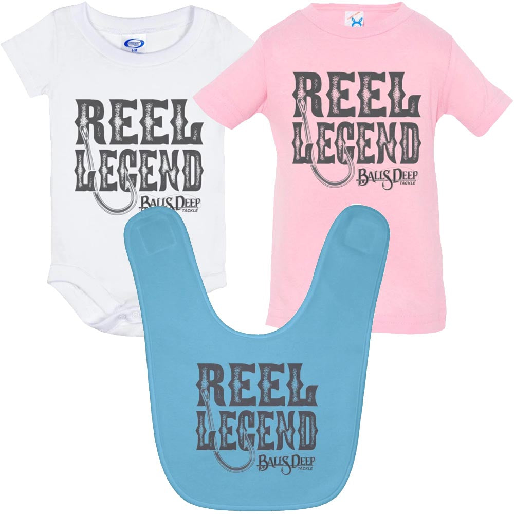 Reel Legend Baby Collection