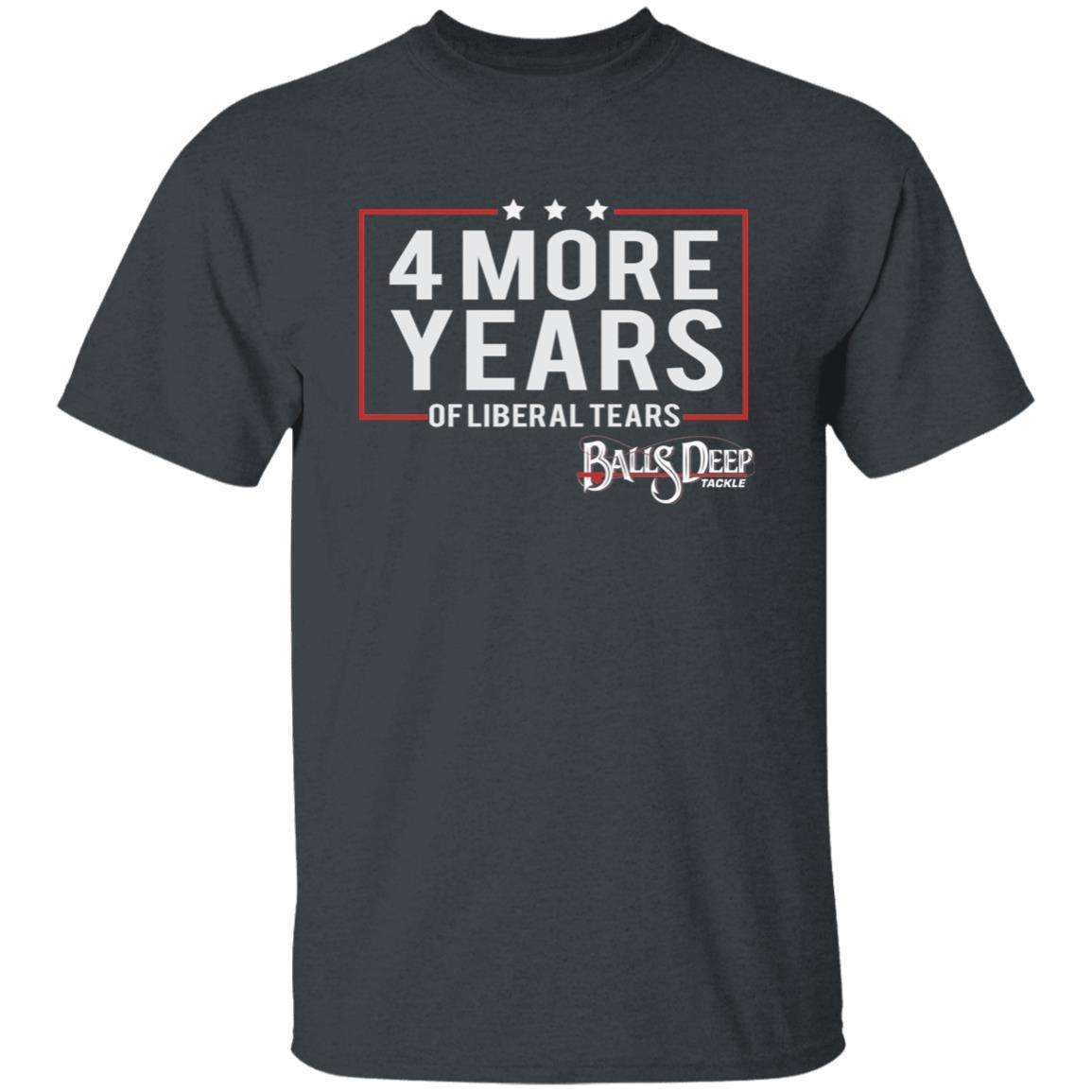 4 More Years of Liberal Tears