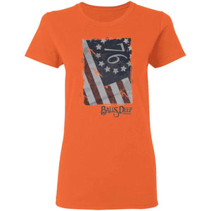`76 USA Flag Womens