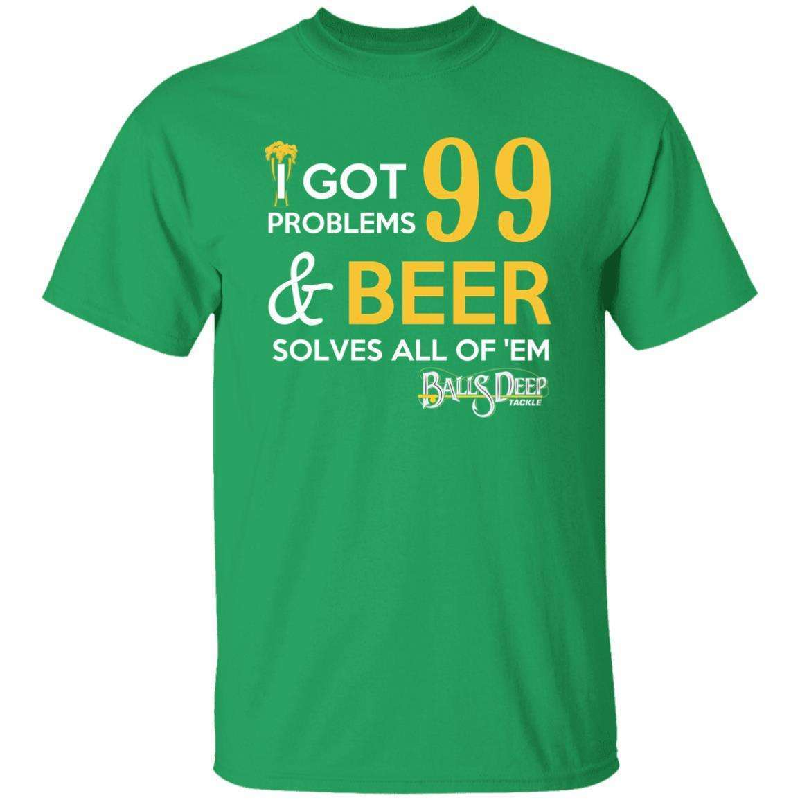 99 Problems and Beer Solves All Of Them