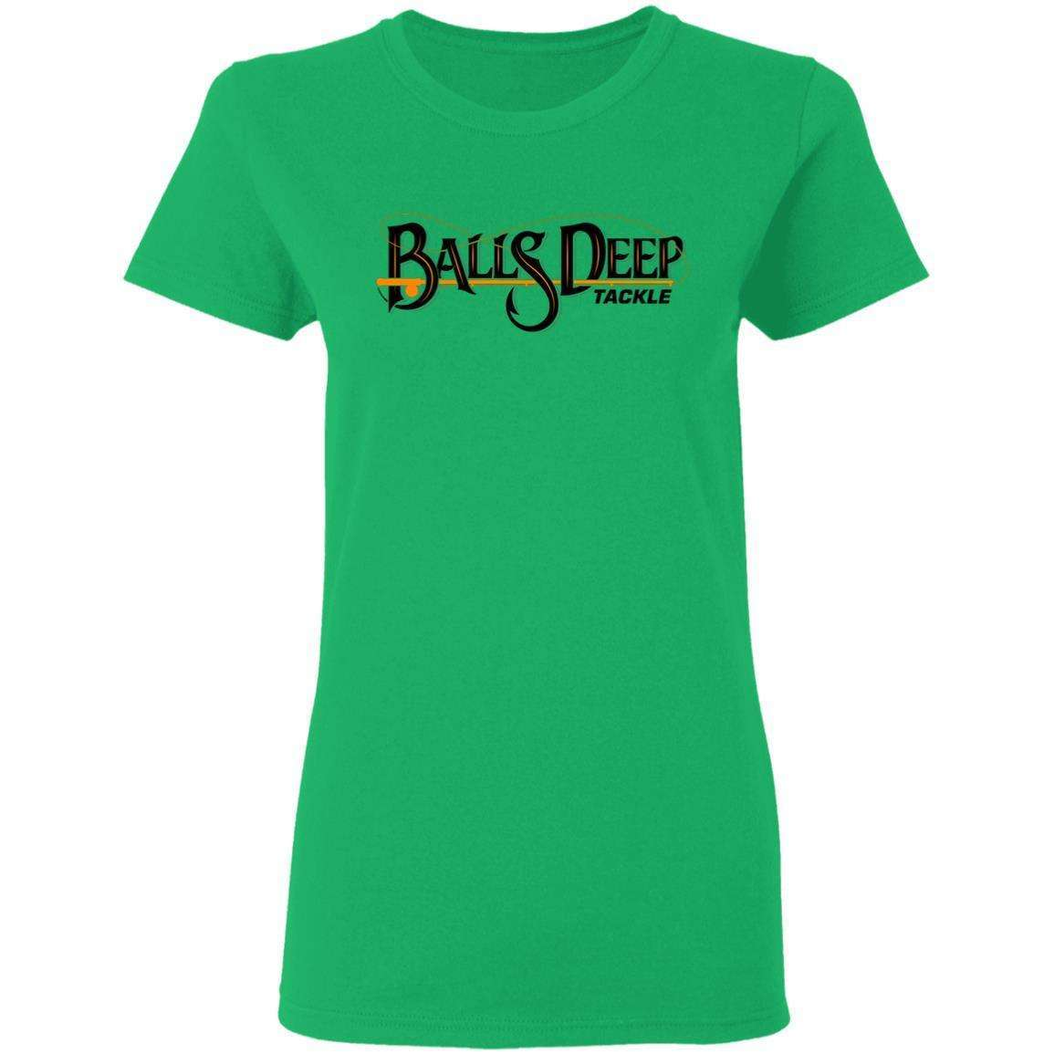 Balls Deep Original (Black) Womens