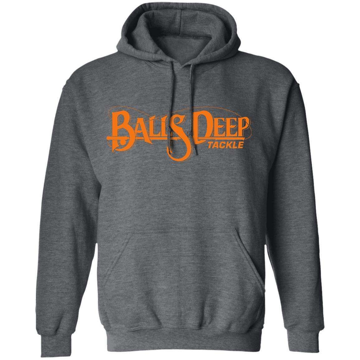 Balls Deep Original (Orange) Hoodie
