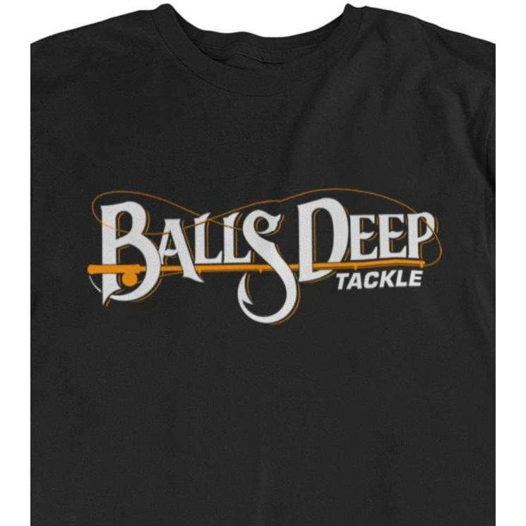Balls Deep Original (White)